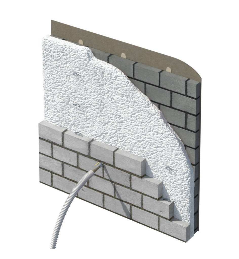 Masonry Party / Separating walls