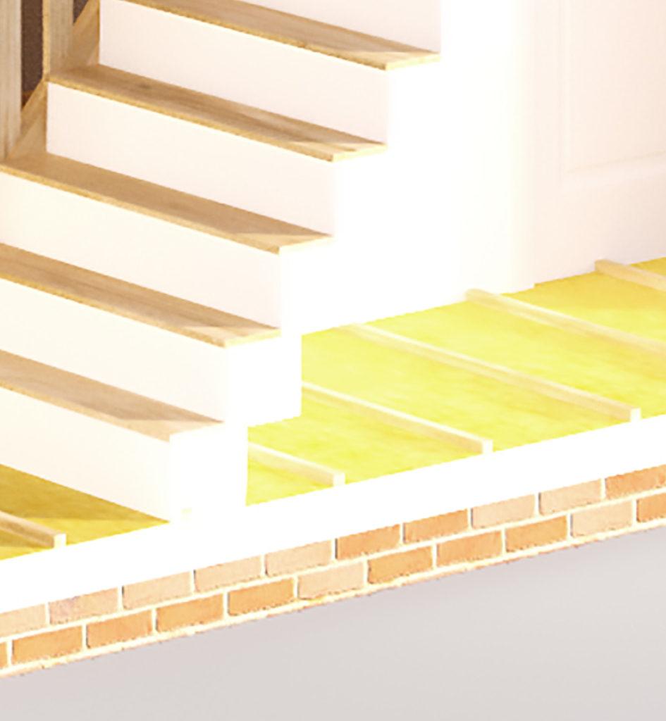Ground Floor Insulation