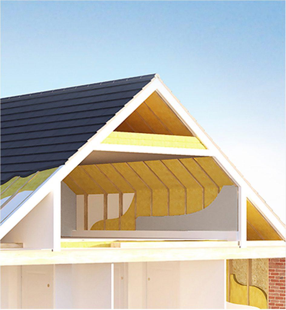 Loft Insulation – Ceiling Level