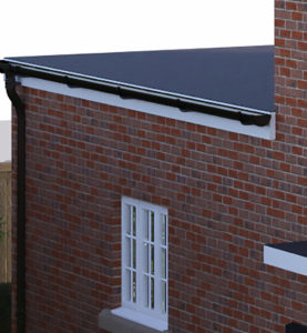 Flat Roof Extensions and Occupied Buildings