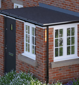 Porches, Canopies and Small Flat Roof Areas