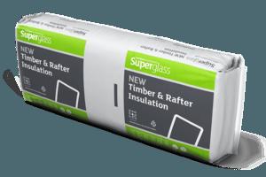Timber & Rafter Batt 32
