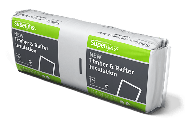 Timber & Rafter Batt 35