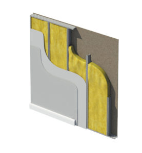 Internal Partition Insulation