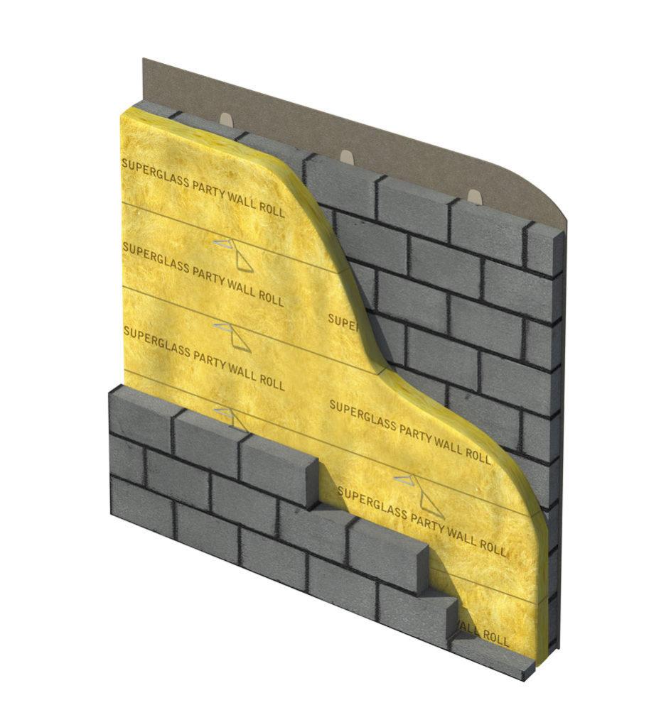 Masonry Party / Separating walls