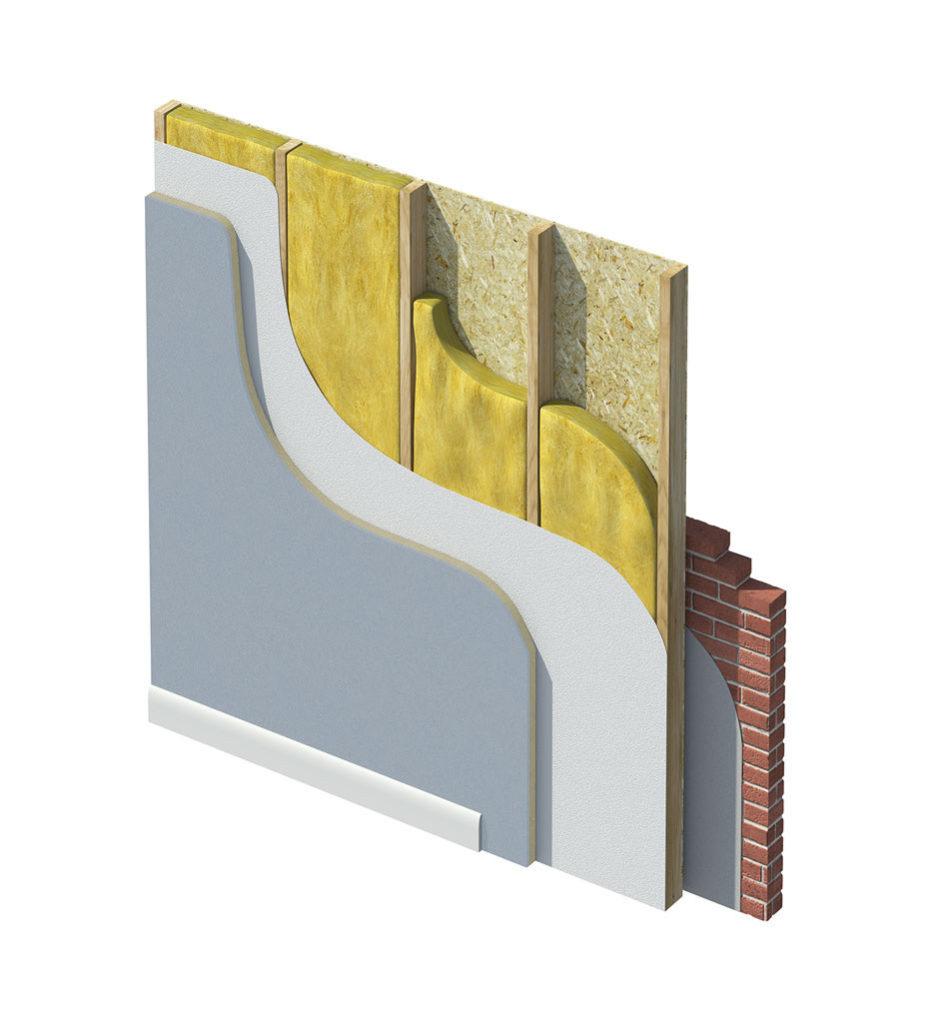 Timber Frame External Walls
