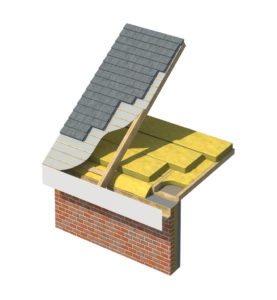 Loft Insulation - Ceiling Level