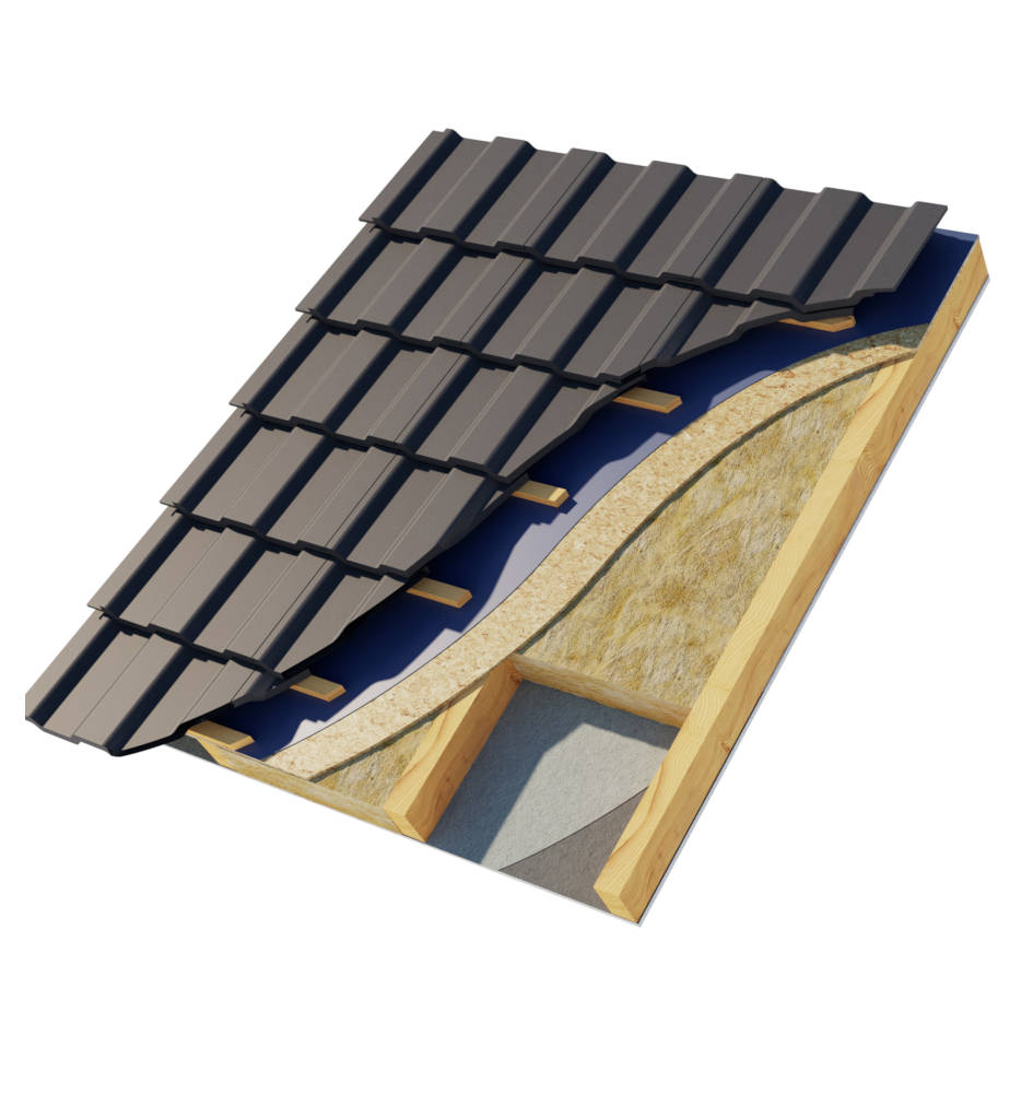 Pitched Roofs – Rafter Level